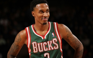 Brandon Jennings' career as a Buck was full of turmoil. (Photo by Nathaniel S. Butler/NBAE via Getty Images)