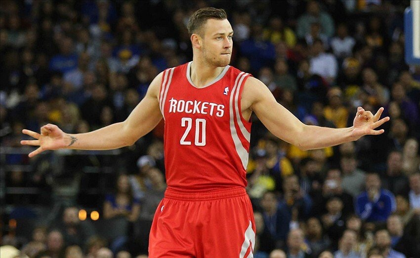 Donatas Montiejunas gives Detroit another big that can play two positions and shoot. Detroit made a smart decision trading for him. (USA Today)