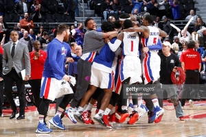The Pistons have put together their team for the future, but how soon can they compete? Image: Getty Images