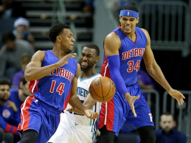 Tobias Harris and Ish Smith