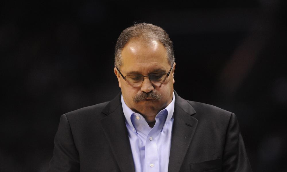 USP NBA: DETROIT PISTONS AT CHARLOTTE HORNETS S BKN USA NC