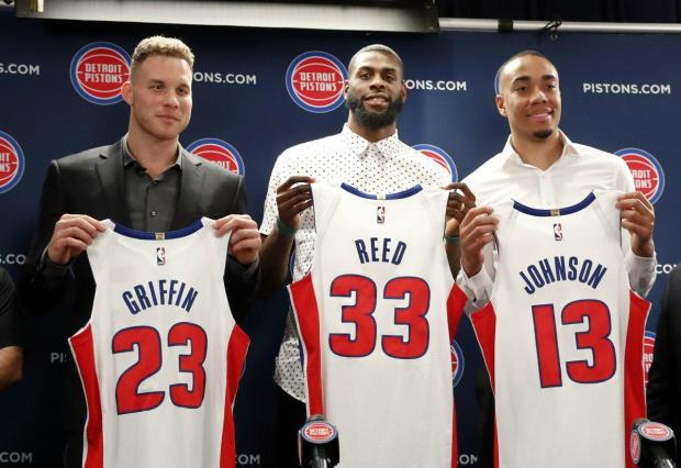 Pistons - Clippers trade